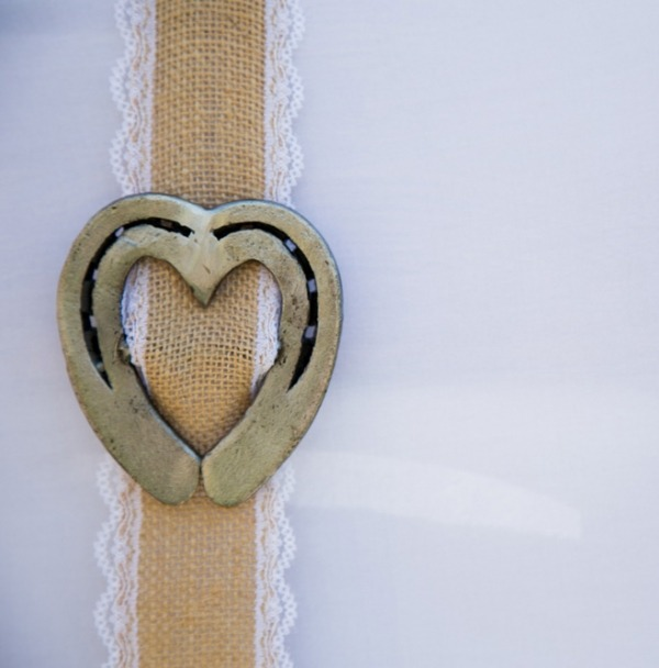 Wedding rental items, equestrian gifts for wedding , country wedding gift , heart chair decoration